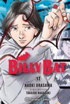 billy bat nº 17 naoki urasawa 9788468476353