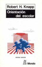 ORIENTACION DEL ESCOLAR. (TECNICAS DIFERENCIALES Y ESPECIALES.TES T DE VIDA) (9ª ED.)
