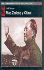 mao zedong y china jack dunster 9788476006153