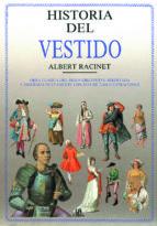 historia del vestido albert racinet 9788476300053