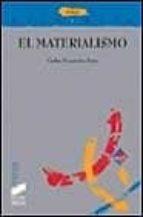 el materialismo-carlos fernandez liria-9788477385653