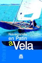 navegando en patin a vela 9788480199353
