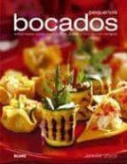 PEQUEÑOS BOCADOS: ENTREMESES, TAPAS, SUSHI, ROLLITOS Y TODO TIPO DE CANAPES