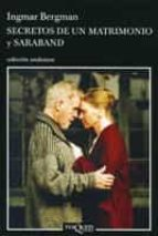 secretos de un matrimonio y saraband ingmar bergman 9788483103753