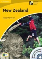 new zealand (2 elementary/lower intermediate) (book with cd rom a nd audio cd pack) 9788483234853