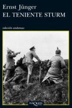 el teniente sturm (ebook)-ernst jünger-9788483838853