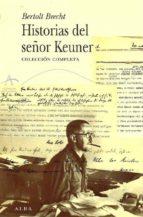 historias del señor keuner bertolt brecht 9788484283553