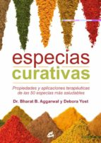 especias curativas-bharat b. aggarwal-9788484455653