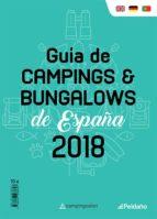 guia de camping y bungalows de españa 2018 9788487288753