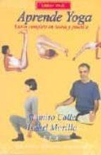 aprende yoga isabel morillo 9788489836853