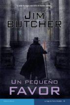 UN PEQUEÑO FAVOR (EBOOK)