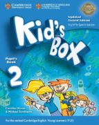 kid s box ess 2 2ed updated pb/hm booklet 9788490363553