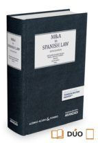 m&a in spanish law-jose maria alvarez arjona-9788490980453