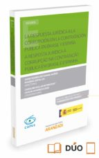 la respuesta jurídica a la corrupción en la contratación pública en brasil y españa-jaime rodriguez-arana muñoz-9788490989753
