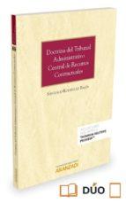aranzadi: doctrina del tribunal administrativo central de recursos contractuales-santiago rodriguez bajon-9788490996553