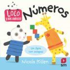 lolo y sus amigos: numeros nicola killen 9788491076353