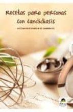 recetas para personas con candidiasis 9788492619153