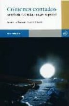 crimenes contados: antologia del relato negro español-fernando martinez lainez-9788493465353