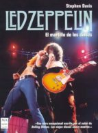led zeppelin: el martillo de los dioses-stephen davis-9788496924253
