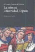 la primera universidad hispana maria jesus fuente 9788496932753