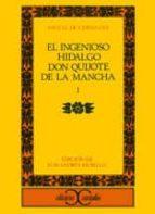 Ingenioso hidalgo Don Quijote I: 1 (Clásicos Castalia. C/C.)