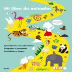 mi libro de animales 9788498017953