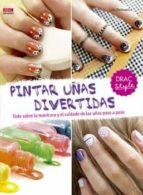 pintar uñas divertidas-jutta diekmann-9788498745153