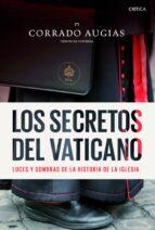 los secretos del vaticano al descubierto-corrado augias-9788498925753