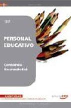 PERSONAL EDUCATIVO DEL CONSORCIO HAURRESKOLAK: TEST