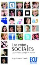 las redes sociales: lo que hacen sus hijos en internet borja fernandez canelo 9788499480053