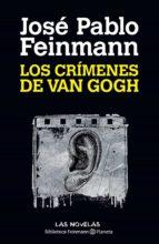 LOS CRÍMENES DE VAN GOGH (EBOOK)