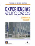 experiencias europeas (ebook)-9789562845953