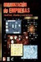 organizacion de empresas: analisis, diseño y estructura-enrique b. franklin fincowsky-9789701018453