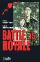 battle royale nº 15-koushun takami-masayuki taguchi-9789875625853