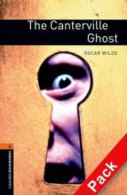 Oxford Bookworms Library: Oxford BookwormsL 2 Canterville ghost cd Pack ED 08: 700 Headwords