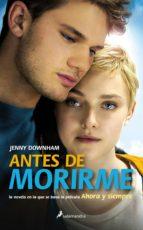 ANTES DE MORIRME (EBOOK)