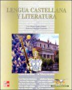 LENGUA CASTELLANA Y LITERATURA (ESA: EDUCACION SECUNDARIA DE ADUL TOS)