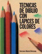 TECNICAS DE DIBUJO CON LAPICES DE COLORES