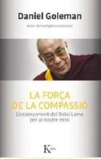 La Força De La Compassió: L`ensenyament Del Dalai Lama Per Al Nostre Món (Sabiduría perenne)