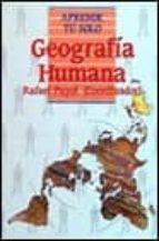 GEOGRAFIA HUMANA (2ª ED.)