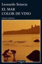 El mar color de vino (Andanzas)
