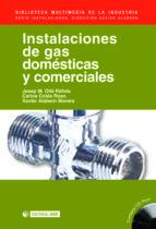 INSTALACIONES DE GAS DOMÉSTICAS Y COMERCIALES (EBOOK)