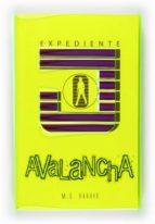 EXPEDIENTE J. AVALANCHA