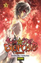 Twin Star Exorcists 05