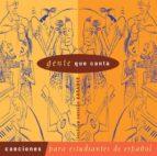 GENTE QUE CANTA (CD-ROM)
