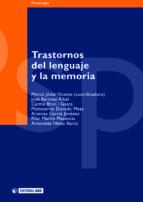 TRASTORNOS DEL LENGUAJE Y LA MEMORIA (EBOOK)