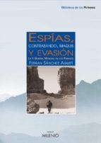 ESPÍAS, CONTRABANDO, MAQUIS Y EVASIÓN (EBOOK)