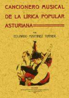 CANCIONERO MUSICAL ASTURIANO (ED. FACSIMIL)