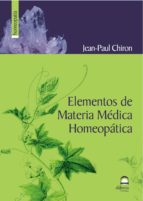 ELEMENTOS DE MATERIA MEDICA HOMEOPATICA (EBOOK)