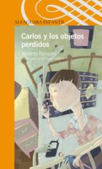 CARLOS Y LOS OBJETOS PERDIDOS (EBOOK)